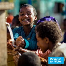 LES MILLS AND UNICEF – Workout for Water