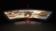 OMEN X 35 Curved Display tar deg nærmere den virtuelle spillverdenen
