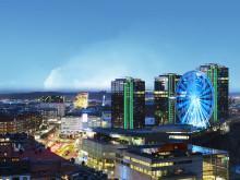 Nu invigs Europas största helintegrerade mötesplats - i Göteborg