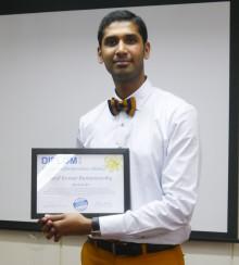 Forskning om återvinning av textilavfall belönas med miljöstipendium