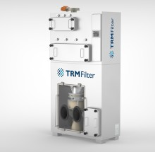 ACHEMA 2018: RELIABLE PROTECTION AGAINST TOXIC DUSTS AND FULL EXPLOSION SAFETY WITH TRM FILTER