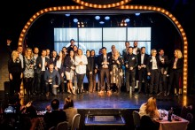 Årets Bransjepris for Byens Beste Byrå