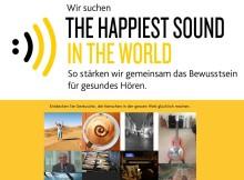 """Cochlear findet den """"Happiest Sound"""" der Welt"""