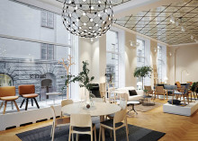 Swedese öppnar nytt showroom i Stockholm