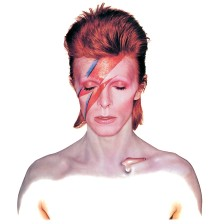 David Bowie 40th anniversary of Aladdin Sane remastered