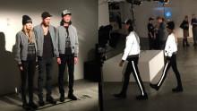 Modepionjären Örjan Andersson lanserar reflexkollektion med If
