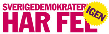Expo utbildning släpper ny bok: Sverigedemokraterna har fel - igen