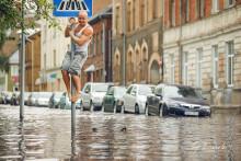 Kontroll av översvämningar skapar verktyg för renare Östersjö