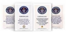 L.Ron Hubbard har erhållit 4 Guinness världsrekord som författare