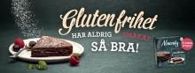 Almondy satsar på glutenfritt – igen