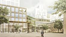 Ombyggnation på Malmö Sjukhusområde flyttar stora entréer