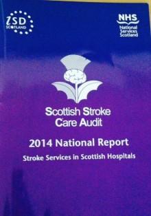 Scottish Stroke Care Audit 2014 National Report - Stroke Association Scotland comments