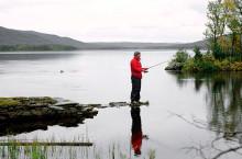 Arktiska vattendrag kan förlora mångfalden av sötvattensarter
