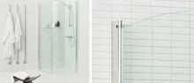 Nå kan du endelig lime opp dusjhjørnet ditt