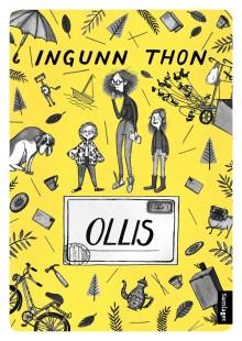 Ingunn Thon debuterer med sprelsk barneroman!