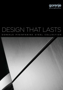Pininfarina Steel image brochure - English