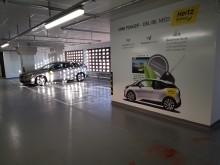 Ny bilpool i Jessheim sentrum!