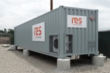 National Grid and RES launch GB's first sub-second frequency response service using battery storage