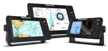 FLIR esittelee Raymarine Element S -navigointinäytöt
