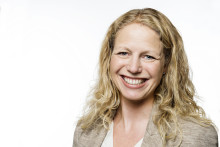 Mills DA på helseseminar hos NorgesGruppen