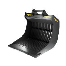Engcon presenterar ny serie sorteringsskopor – kommer i specialutvecklad design