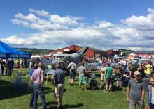 Biltema Airshow fortsätter