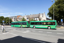 Skånetrafiken bjuder in till premiärtur med unikt bussläp