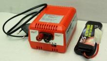 Batteriladdare saknar isolering