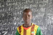 5,5 mio. til børn i Sydsudan