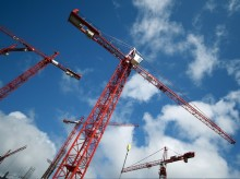 Reaction to Markit/CIPS UK construction PMI for March