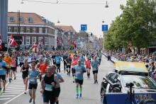 Halvmarathon sender busser på pause