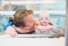 VH assistans grundare i TV4 nyhetsmorgon om föräldraskapet