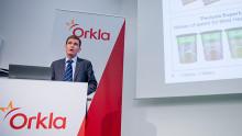 Volymdriven tillväxt för Orkla
