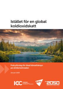 Istället för en global koldioxidskatt