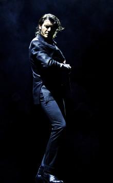 Joaquín Grill – världens främsta flamencodansare – på Palladium Malmö  4 oktober