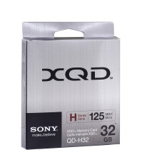 Sony unveils new high-speed XQD™*1 memory cards
