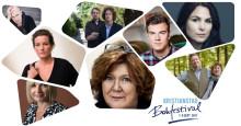 Nya namn till Kristianstad Bokfestival