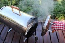 Ihan pakko kokeilla – kypsennä kasvikset savustuspöntössä
