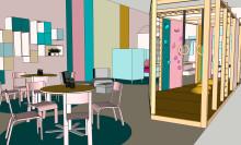 Lekolar och White presenterar inspirerande och kreativa lärmiljöer på Stockholm Furniture & Light Fair 2018