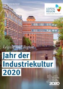 Prospekt - Jahr der Industriekultur 2020