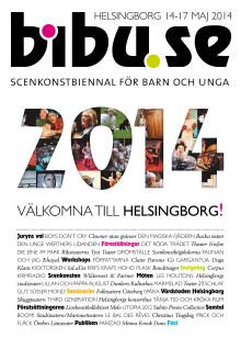 Vårens programtidning bibu.se 2014