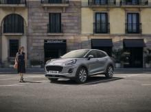 Ford esittelee hyvin varustellun Puma Titanium X ‑mallin, jonka ajo- ja käyttömukavuus ovat huippuluokkaa