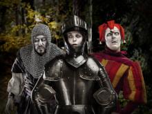 Spökhuset – en av nyheterna på Kolmårdens Halloween