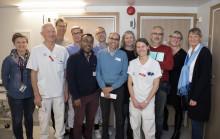Danderyds sjukhus examinerar kardiologer