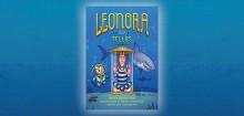 NY SCI-FI BOK FÖR BARN!  - Leonora landar på den blå planeten