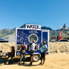 Unique Drinking Water Solutions Provide Mining Industry Better Water Quality, Improved Bottom Line And Enhanced Environmental Performance