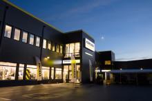 Kärcher inviger nytt huvudkontor och  Kärcher Center i Göteborg