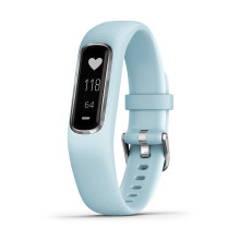 Garmin® vívosmart 4: En elegant aktivitetsmätare med Body Battery och Pulse Ox