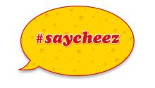 Say cheez på Guldtuben 2015