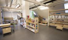 Leker med realfag:  Ny forskningspark for barnehagebarn kan minske forskjeller